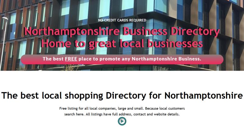 Worldclips Northamptonshire Business Directory